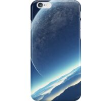 Blue Earth iPhone Case/Skin