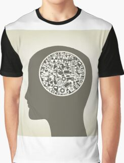 Head the industry2 Graphic T-Shirt