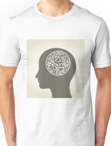 Head the industry2 Unisex T-Shirt