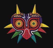 Majoras mask by Hyruler