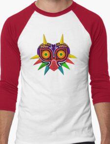 Majoras mask Men's Baseball ¾ T-Shirt