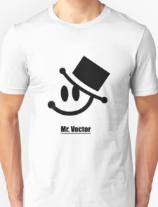 Mr. Vector Unisex T-Shirt