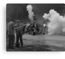 Canon Fire Metal Print