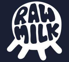 Raw Milk - White Baby Tee