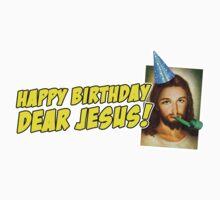 Happy Birthday Dear Jesus by evs-phase