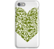 Heart the industry iPhone Case/Skin