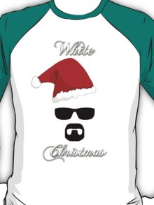 White Christmas (With Text) T-Shirt