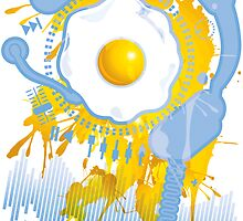 Funny_Fried_Egg by auraclover