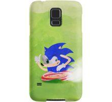 Blue Hedgehog Samsung Galaxy Case/Skin