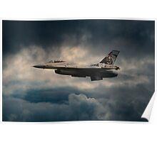 F16 Tiger Poster