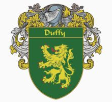Duffy Coat of Arms/Family Crest Kids Clothes