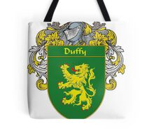 Duffy Coat of Arms/Family Crest Tote Bag
