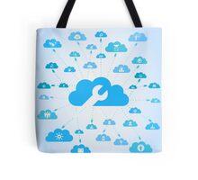 Industry a cloud Tote Bag