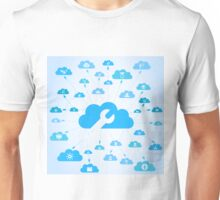 Industry a cloud Unisex T-Shirt