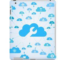 Industry a cloud iPad Case/Skin