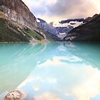 Lake Louise by Amos Zhang