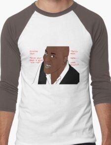 Ainsley Harriott - Spicy Meat Men's Baseball ¾ T-Shirt