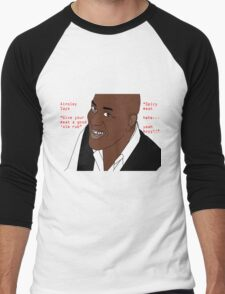 Ainsley Harriott - Spicy Meat Men's Baseball ¾ T-Shirt