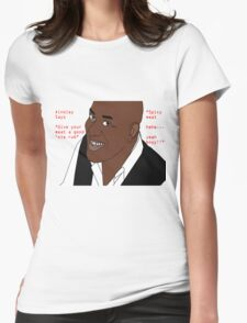 Ainsley Harriott - Spicy Meat Womens Fitted T-Shirt