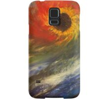 A flower of beauty and compassion Samsung Galaxy Case/Skin