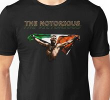 CONOR MCGREGOR - NOTORIOUS Unisex T-Shirt
