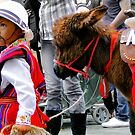 Cuenca Kids 374 by Al Bourassa