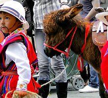 Cuenca Kids 374 by Al Bourassa