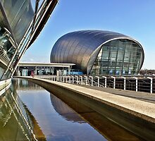 Glasgow Science Centre and IMAX Cinema  by Escocia Photography