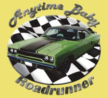 Plymouth Roadrunner Anytime Baby Kids Clothes