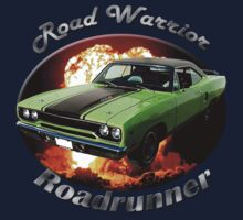 Plymouth Roadrunner Road Warrior Kids Clothes
