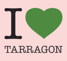I ♥ TARRAGON One Piece - Long Sleeve