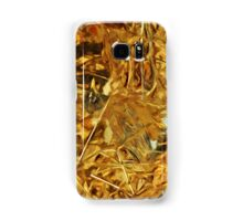 American Robin Hunting Abstract Impressionism Samsung Galaxy Case/Skin
