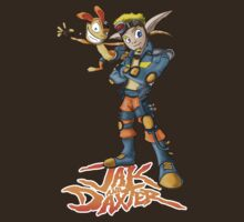 Jak And Daxter by Parim