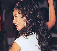 Selena The Queen by Alexandria  Rodriguez
