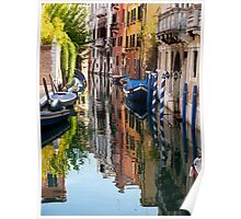 The Colors of Venice Poster