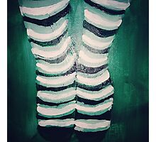 """""""Silly Socks"""" Photographic Print"""