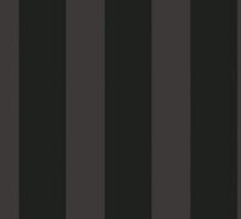 Black and Grey stripes by tyvansant