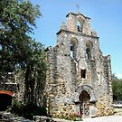 Mission Espada by Gordon  Beck