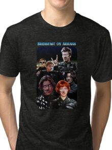 Breakfast On Arrakis Tri-blend T-Shirt