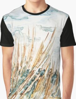 Tall Grasses Graphic T-Shirt