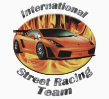 Lamborghini Gallardo Street Racing Team by hotcarshirts