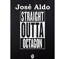 UFC Jose Aldo Vs Conor Mcgregor  Photographic Print