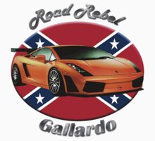 Lamborghini Gallardo Road Rebel by hotcarshirts