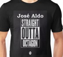 UFC Jose Aldo Vs Conor Mcgregor  Unisex T-Shirt