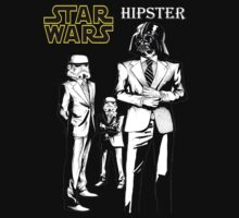 STAR WARS HIPSTER by Chaotic Art