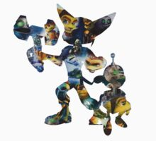 Ratchet And Clank : A Blast From The Past (Grainy) by joshey8555