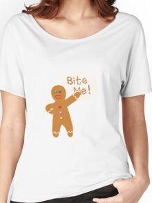 Bite Me! Women's Relaxed Fit T-Shirt