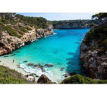 Mallorca / Calo des Moro Photographic Print