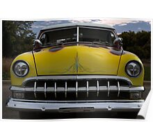 1951 Ford Street Rod Poster