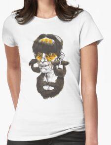 Beard Hunter Womens Fitted T-Shirt